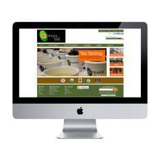 QTrade Teas & Herbs eCommerce Website