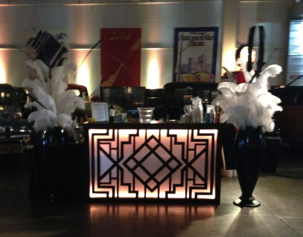 Gatsby Bar Inner Fringe Graphics