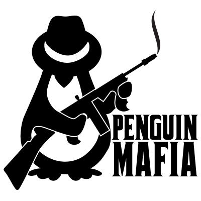 World of Tanks Team Logo - Penguin Mafia