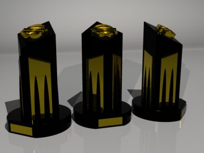 Call of Duty Trophy Render 2