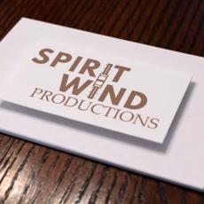 Spirit Wind Productions Logo